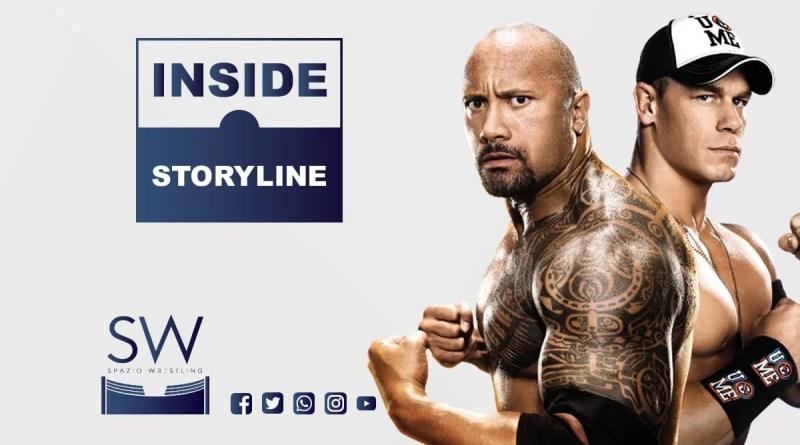 Inside Storyline: Cambio di programma??