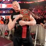 WWE: Aggiornamenti sulle apparizioni di Brock Lesnar a Raw
