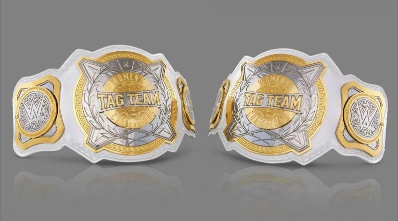 WWE: Svelate le regole del match per i Women's Tag Team Championship