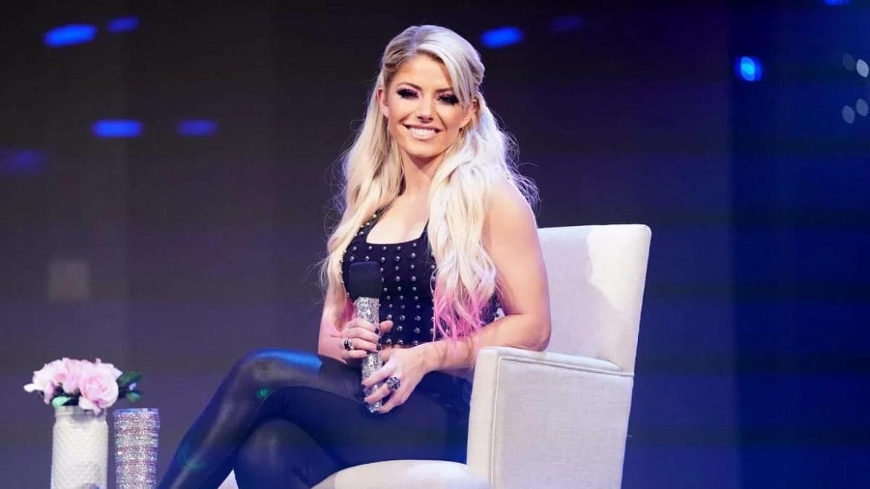 WWE: Alexa Bliss commenta quanto successo a Smackdown (25-09-2020)