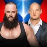 WWE SPOILER ELIMINATION CHAMBER: Dettagli importanti su Braun Strowman vs Baron Corbin
