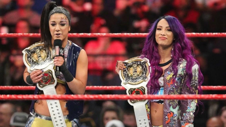 WWE: Bayley sfida Trish Stratus e Lita