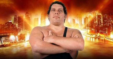 WWE SPOILER RAW: Due celebrità aggiunte alla Andrè The Giant Memorial Battle Royal