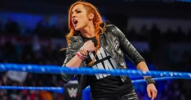 WWE: Becky Lynch richiama Ronda Rousey