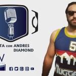 """L'Intervista: Parla Andres Diamond """"Avrei preferito vedere Ronda vs. Becky senza Charlotte Flair"""""""