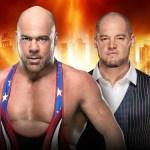 WWE: Kurt Angle vs Baron Corbin sarà cancellato?
