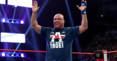 WWE: Kurt Angle ha firmato un nuovo contratto con la WWE?