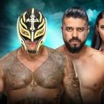 WWE: Rilasciate le quote di Rey Mysterio vs Andrade