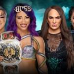 WWE: Rilasciate le quote di Sasha Banks & Bayley vs Nia Jax & Tamina Snuka