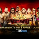 WWE: Card finale di Wrestlemania 35