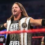 WWE: Nuovo feud in vista per AJ Styles?