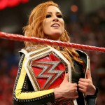 WWE: In quale roster andrà Becky Lynch?