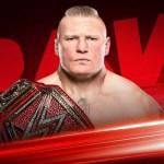 Report: WWE Raw 01-04-2019