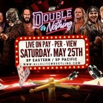 AEW: Card finale di Double or Nothing 2019