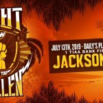 AEW: Annunciato un nuovo match per Fight For The Fallen