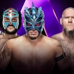 WWE: Importanti dettagli su Lucha House Party vs Lars Sullivan
