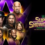 WWE SPOILER RAW: Annunciato un grande match per Super ShowDown
