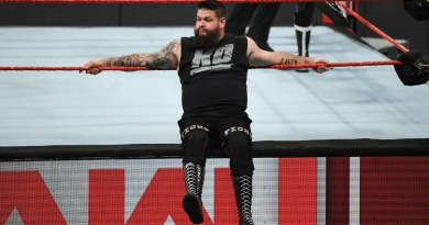 WWE SPOILER RAW: Push in vista per Kevin Owens?