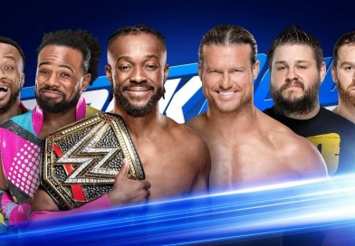 Report: WWE Smackdown Live 11-06-2019