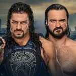 WWE: Rilasciate le quote per Roman Reigns vs Drew McIntyre