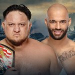 WWE: Rilasciate le quote per Samoa Joe vs Ricochet