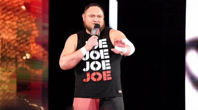WWE: Nuovo infortunio per Samoa Joe?