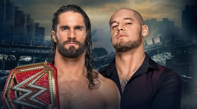 WWE: Chi sarà l'arbitro di Seth Rollins vs Baron Corbin a Stomping Grounds?