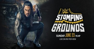 WWE SPOILER RAW: Card aggiornata di Stomping Grounds dopo Raw