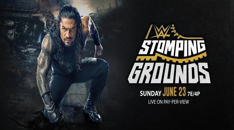 WWE SPOILER RAW: Card aggiornata di Stomping Grounds dopo Raw