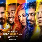 WWE: Card finale di Summerslam 2019