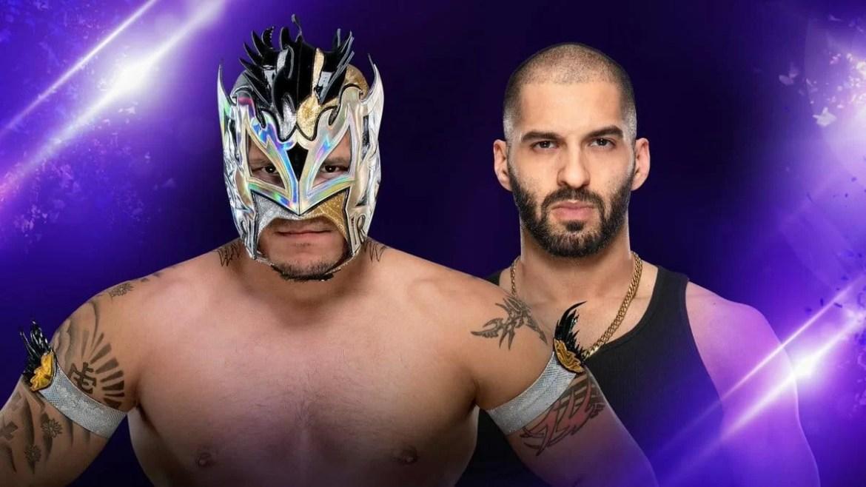 WWE: Risultati 205 Live 27-08-2019