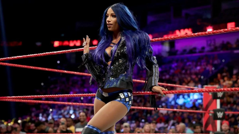 WWE: Sasha Banks svela il suo match da sogno