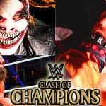 Simone Altrocchi: Bray Wyatt Devasta Seth Rollins, Roman Reigns Aggredito Dall'assalitore: Wwe Clash Of Champions 2019