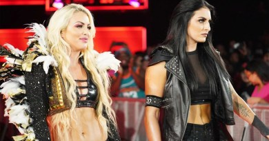 WWE: Cancellati interessanti piani per Mandy Rose e Sonya Deville