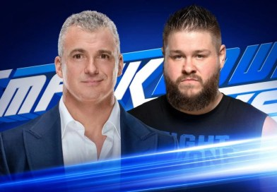 Report: WWE Smackdown Live 17-09-2019