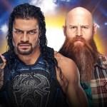 WWE: Roman Reigns commenta il suo match di Clash Of Champions