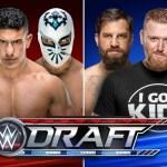 WWE: Il Draft continua, ecco le nuove assegnazioni