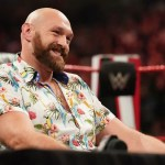 WWE: Tyson Fury sarà a SmackDown questa settimana