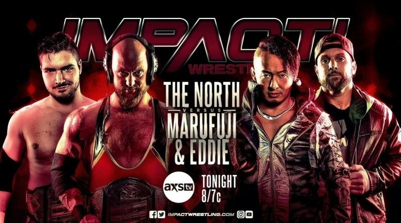 IMPACT WRESTLING: Risultati Impact Wrestling 12-11-2019