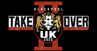 WWE: Annunciato NXT UK TakeOver Blackpool II