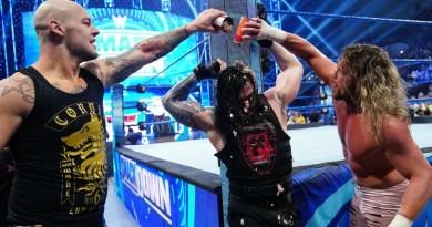 WWE: Roman Reigns commenta quanto successo a SmackDown