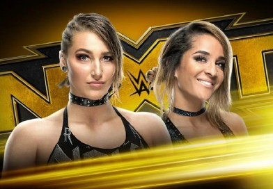 Report: WWE NXT 04-12-2019