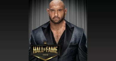 WWE BREAKING NEWS: Batista è il primo introdotto nella Hall of Fame 2020