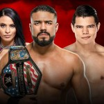 WWE: Rilasciate le quote per Andrade vs Humberto Carrillo