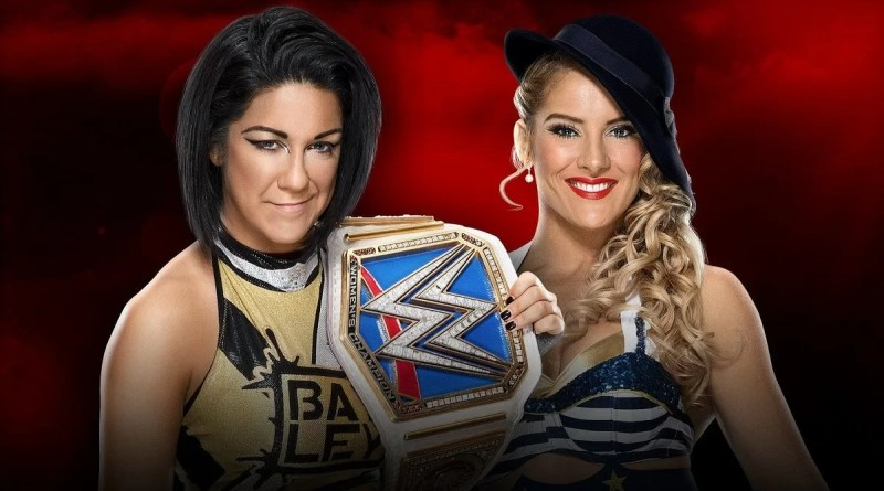 WWE: Rilasciate le quote per Bayley vs Lacey Evans