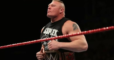 WWE: Una Superstar di NXT vuole eliminare Brock Lesnar dal Royal Rumble Match