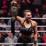 WWE: Cambiato nuovamente il nome del titolo femminile di NXT?