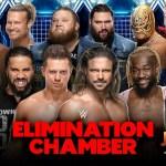 WWE: Chi sono i favoriti per l'Elimination Chamber Match valevole per i titoli di coppia di Smackdown?