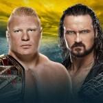 WWE: Chi è il favorito tra Drew McIntyre e Brock Lesnar?
