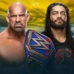 WWE: Goldberg rivela il motivo dell'assenza di Roman Reigns a Wrestlemania